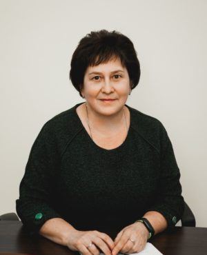Журавлева Елена Владимировна